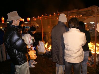 多賀神社どんと祭