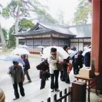 高崎秋の見学会~中尊寺
