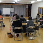 平成26年1月期 高崎ふれあい連絡員の会 会議